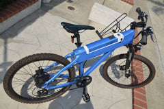 Edge HT Electric Mountain Bike 48V 500W
