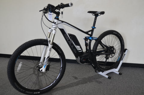 bulls six50 e full suspension 3 rsi electric mountain bike. Black Bedroom Furniture Sets. Home Design Ideas
