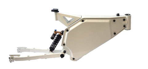 Edge Pro Frame White for Electric Bike