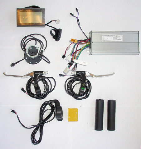 20 Amp Controller w/Conversion Kit KTLCD3
