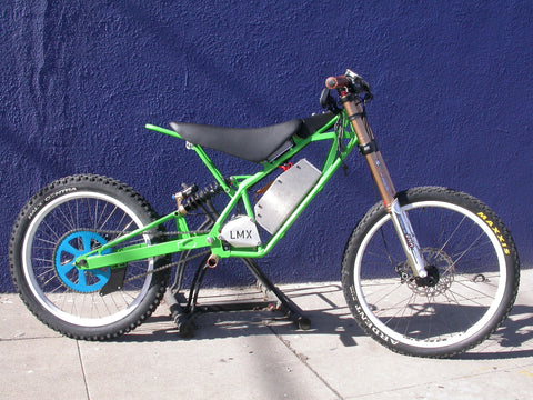 LMX off-road eBike