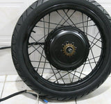 Moto Wheel Lacing