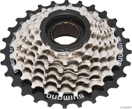 Shimano MF-TZ21 7 Speed Freewheel