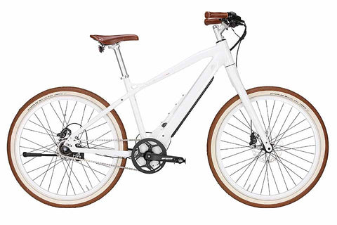 2016 BULLS STRUMVOGEL E EVO White Electric Bike