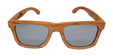 Wooden Sunglasses | Demoda - Dusty Saw