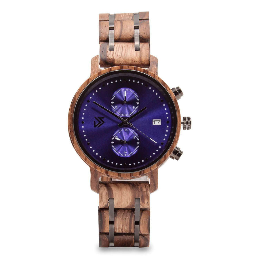 wooden watch personalized