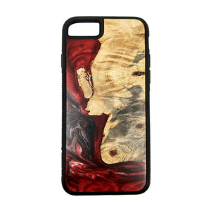 Carved Phone Cases iPhone 6 / Red Satellite Red Case For iPhone