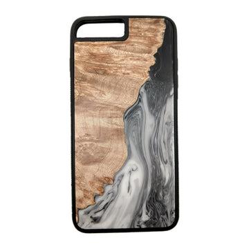 Carved Phone Cases iPhone 7 Plus / Brown Satellite Brown Case For iPhone