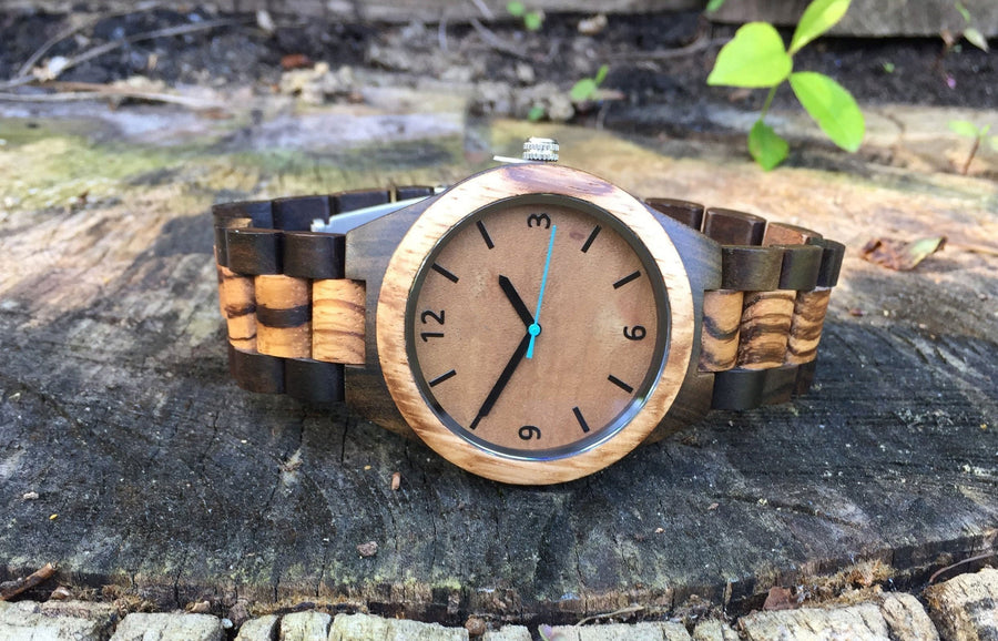 Wooden Watch | Creativo - Dusty Saw