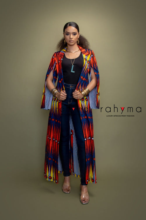 Karima Duster Jacket - Rahyma