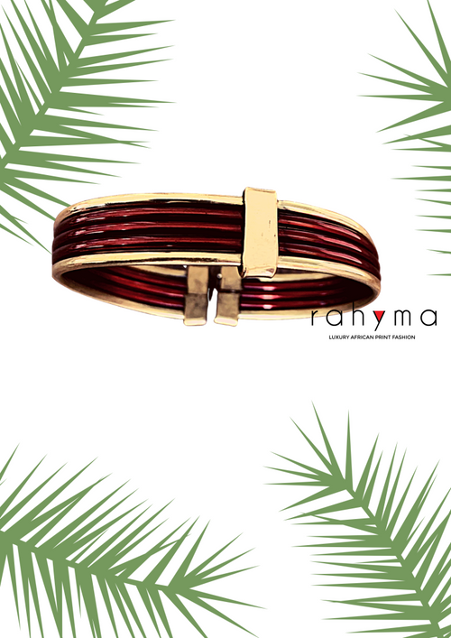 Ring Copper Bracelets - Rahyma