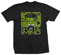 "50th State of Mind ""Hulk"" Men's T-Shirt, Medium"