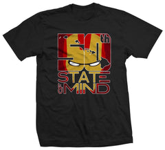 "50th State of Mind ""Iron Man"" Men's T-Shirt"