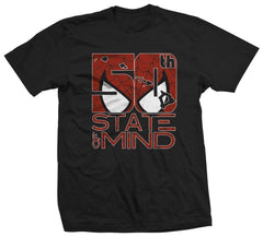 "50th State of Mind ""Spiderman"" Men's T-Shirt, Medium"