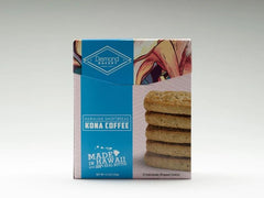 Diamond Bakery - Kona Coffee Shortbread Cookies 4.4oz