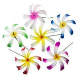 Foam Tiare Flower Hair Stick - Leilanis Attic