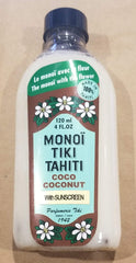 Monoi Tiki Tahiti - Coconut Oil With SPF 3