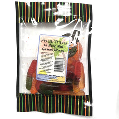 Li Hing Mui Gummi Worms 3.5oz