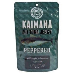 Peppered Ahi Tuna Jerky 2.0oz