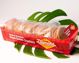 Diamond Bakery Original Hawaiian Royal Creem Crackers - Leilanis Attic