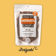 Hawaii Umami Crisps 2oz - Teriyaki