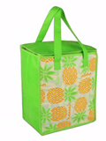 """Pineapple"" Insulated Cooler Bag, Medium - Leilanis Attic"