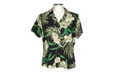 Ky's Womens Hawaiian 100% Rayon Aloha Shirt - Leilanis Attic
