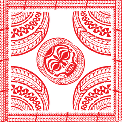 Poly Tribal Bandana