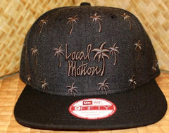 "Local Motion ""Logo Bomb"" Snap Back Hat"