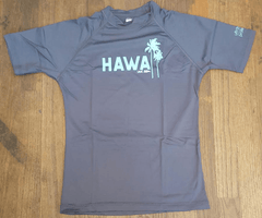 Local Motion Short Sleeve Jr's Rash Guard