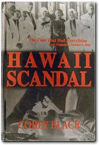 Hawaii Scandal by Cobey Black - Leilanis Attic