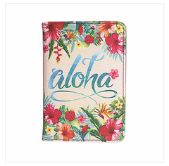 Passport Holder- Aloha Floral