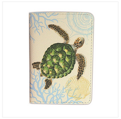 Passport Holder- Honu Voyage