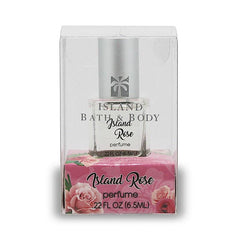 .22 OZ ISLAND BATH & BODY PERFUME ISLAND ROSE - CONTEMPORARY