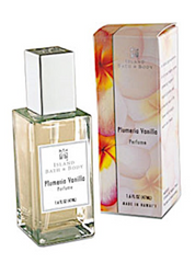 "Island Bath and Body ""Plumeria Vanilla"" Perfume, 1.6oz"