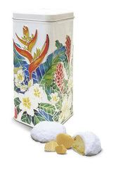 Hawaiian Tea Cookies Tin