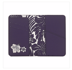 Passport Holder- Hibiscus Floral