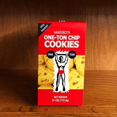 One-ton Cookies 6.1oz