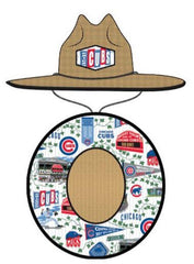 Chicago Cubs Lifeguard Hat, Reyn Spooner