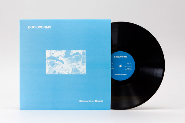 "Bookworms – Standards of Beauty (12"" EP)"