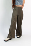 Plain Pin Trouser