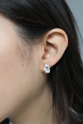 Moonrock Earring
