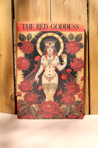 The Red Goddess
