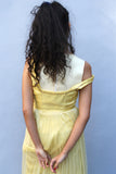Yellow Rodeo Dress
