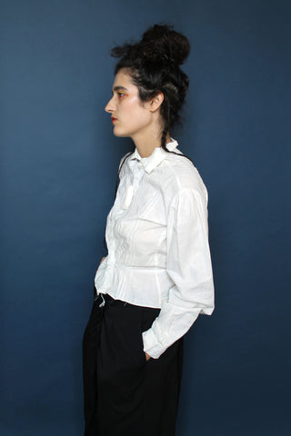 Piped Button-Down