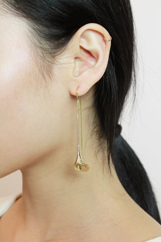 Mapplethorpe Drop Earrings