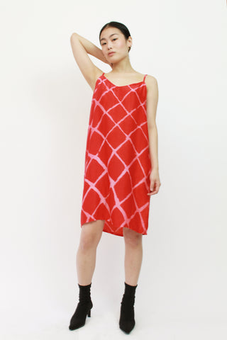 Chainlink Silk Slip