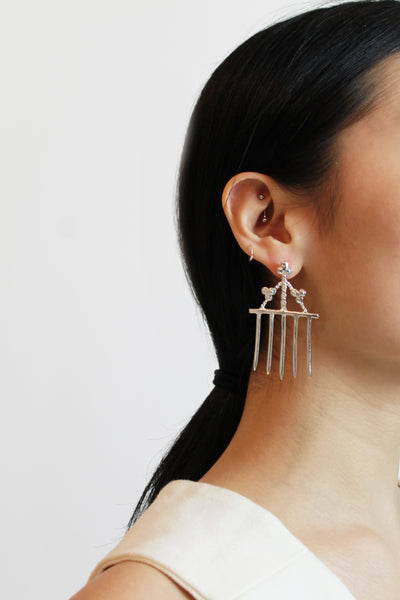 Comb Earrings