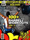 100+ Barbell Workouts Vol. 2
