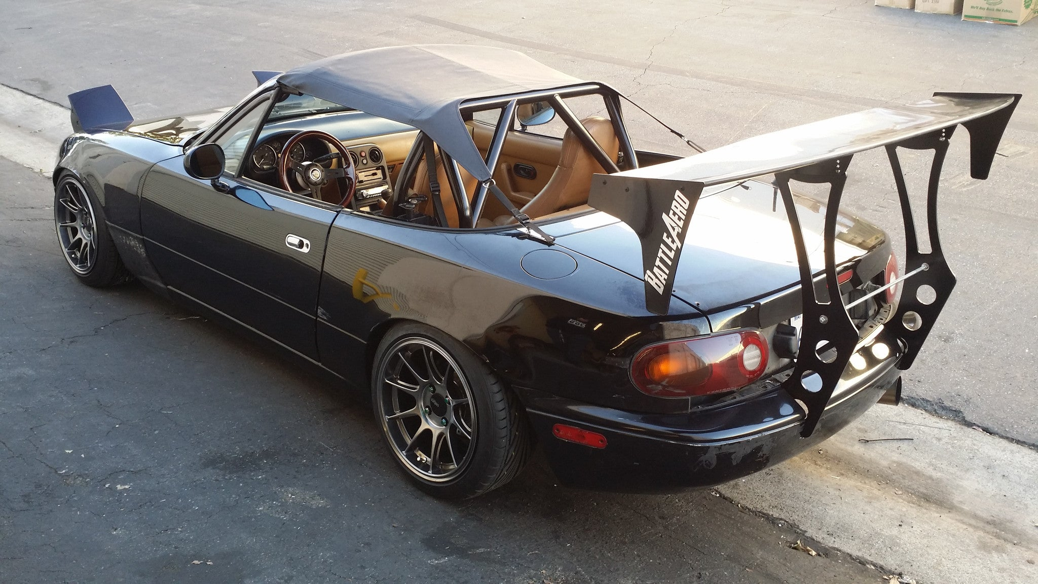 Chassis Mount Kit for Mazda Miata (NA)